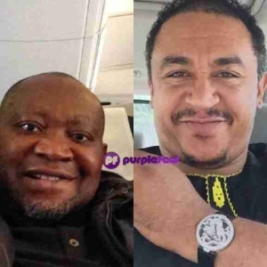 Daddy Freeze Shares Video Of Paul Okoye